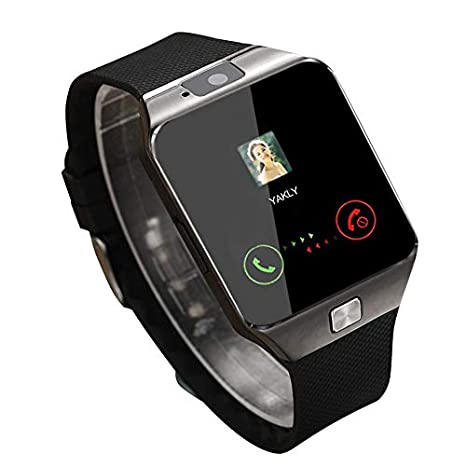 Bubbry Smart Watch Dz09 Gold Silver Smartwatch para iOS para ...