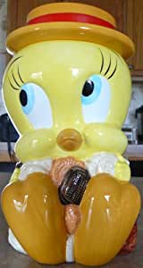 Tweety Bird Cookie Jar