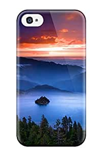 Iphone 4/4s Hard Case With Awesome Look - NGnsUSt3683PJfnh