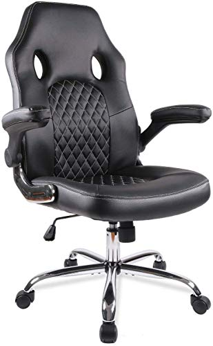 Office Chair Desk Leather Gaming Chair