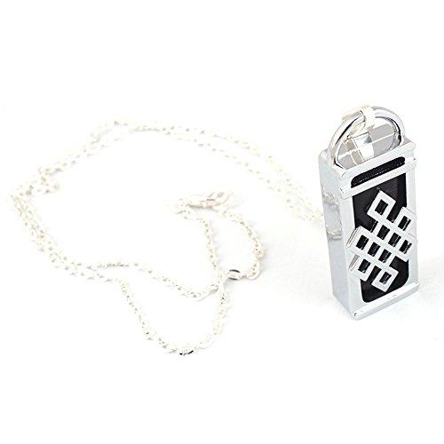 black-gold-rose-gold-silver-metal-replacement-bracelet-pendant-necklace-with-unique-design-metal-hou