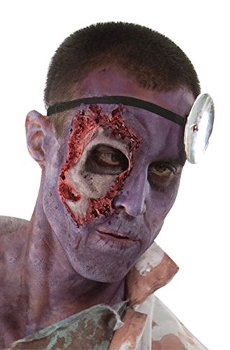[Inspired by The Walking Dead TV Show, Socket it To Me Latex Appliance and Adhesive, One Size] (Tv Show Based Halloween Costumes)