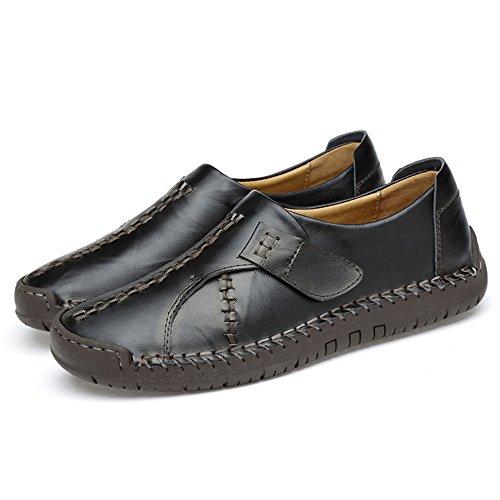 Plano Zapatos Black Casual JOJONUNU Hombres x5z0tqXX