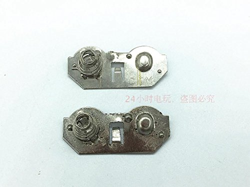 Junsi Replacement Battery Terminals Spring Contacts for Nintendo Game Boy Color GBC
