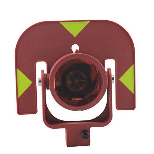 Rbin Leica Gpr111 RED Color Prism for Leica Total Stations