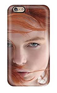 Faddish Phone Women Redheads Case For Iphone 6 / Perfect Case Cover