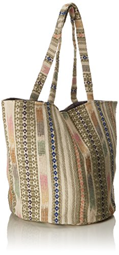 Shoppers Pumice PIECES Shopper Stone bolsos Pcdorea Mujer hombro Gris de y z4EwqO4