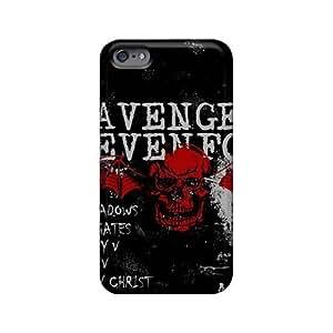High Quality Phone Case For iphone 5c With Customized Stylish Avenged Sevenfold Skin SherriFakhry