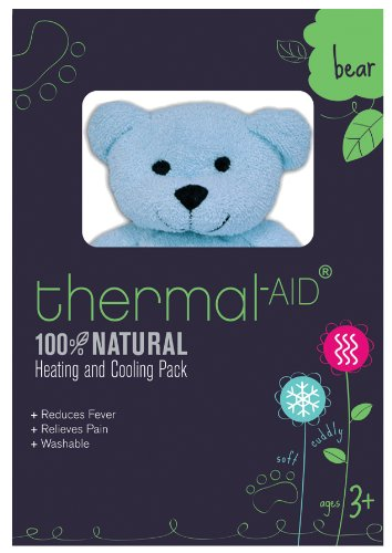 Thermal-Aid Blue Bear: Buckley (Microwave Heating Stuffed Animals compare prices)
