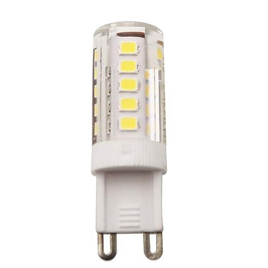 1 PC Bajo Consumo G9 AC 220 V 3 W 2835 33 SMD LED Bombillas LED