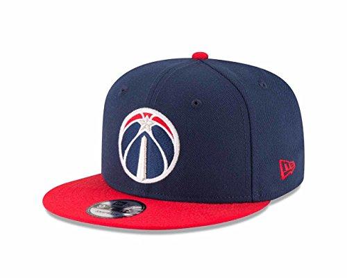 NBA Washington Wizards Adult Men NBA 9Fifty 2Tone Snapback - Washington Wizards Flag