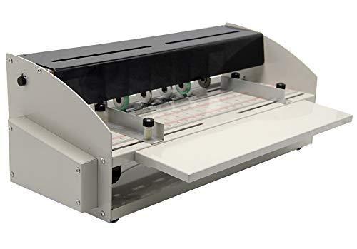 (110V 18.5inch 470mm Electric Creasing Machine Creaser Scorer Perforator Cutter 3in1 combo Paper Cutting Creasing Perforating machine)
