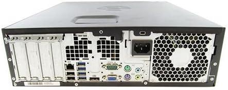 (Renewed) HP 8300 Elite Small Form Factor Desktop Computer, Intel Core i5-3470 3.2GHz Quad-Core, 8GB RAM, 500GB SATA, Windows 10 Pro 64-Bit, USB 3.0, Display Port