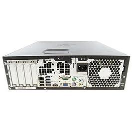 HP 8300 Elite Small Form Factor Desktop Computer, Intel Core i5-3470 3.2GHz Quad-Core, 8GB RAM, 500GB SATA, Windows 10…