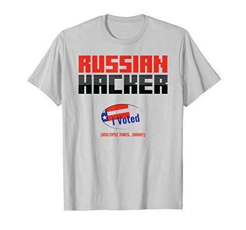 Halloween Russian Hacker Costume Soviet Union Funny