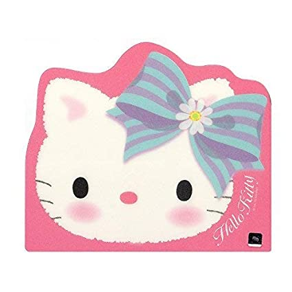 3fade930f Image Unavailable. Image not available for. Color: Sanrio Hello Kitty  Computer Mouse Pad ...