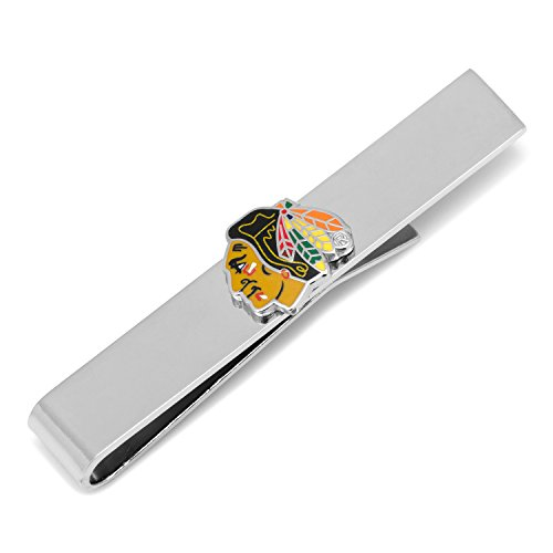 NHL Chicago Blackhawks Tie Bar, Officially