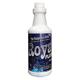 Royal Flush Drain Cleaner 32oz Amazon Com Industrial