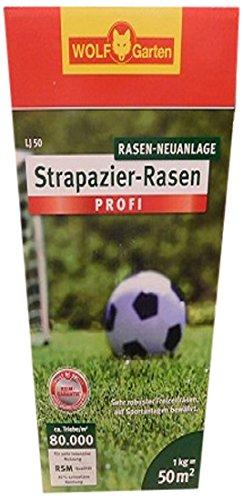 WOLF-Garten Strapazier-Rasen LJ 50; 3821030