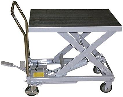 JBM 50630 mesa elévatrice, 400 kg: Amazon.es: Coche y moto