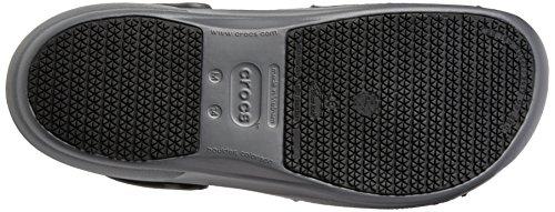 Crocs Unisex Bistro Batali Edition Verstoppen Grafiet
