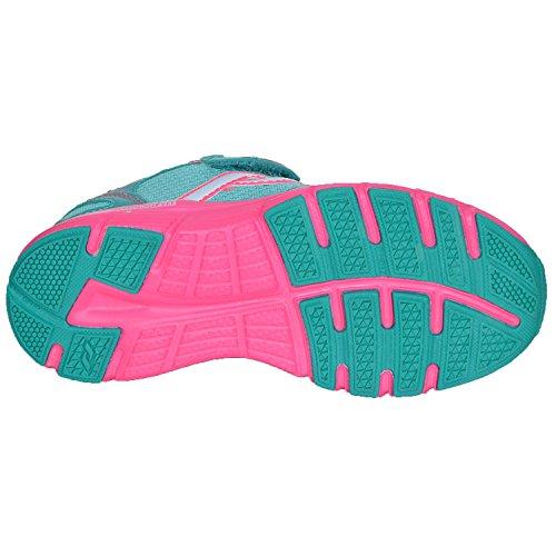 PRO Touch run-zapatos OZ PRO V velcro Jr - azul