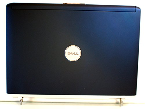 (NEW Genuine OEM Dell Inspiron 1420 1421 Vostro 1400 Laptop Notebook 14.1 Inch LCD Blue Visual Interactive Rear Back Cover Top Monitor Panel Display Case Lid Assembly W/Hinges Antenna)