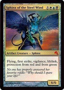 Magic: the Gathering - Sphinx of the Steel Wind - Premium Deck Series: Graveborn - Foil