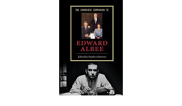 The Cambridge Companion to Edward Albee (Cambridge Companions to Literature)
