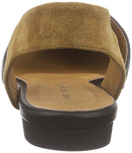 SHOE THE BEAR Mule Brown - Mules Mujer Marrón (Brown)