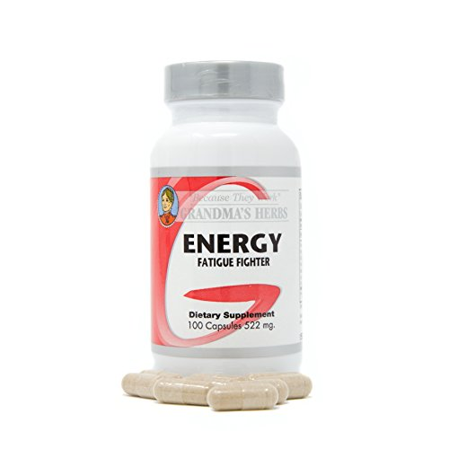 Energy - All Natural Siberian Ginseng - 100 ()