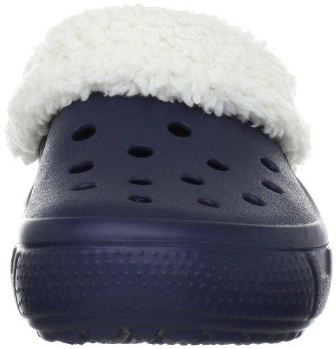 Adulte navy oatmeal Crocs Mixte Sabots Evo Clog Mammoth Bleu q8pRzq