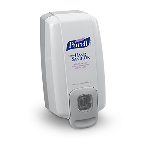Purell 2120-06 NXT Space Saver Dispenser, Dove Gray (Pack of 6) (Saver Space Nxt)