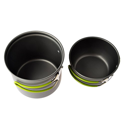 Camping-Pot-Compact-2Pcs-Foldable-Outdoor-Camping-Hiking-Cookware-Backpacking-Cooking-Picnic-Bowl-Pot-Pan-Set-with-Mesh-Bag