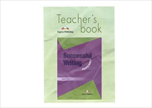 Book students successful proficiency writing