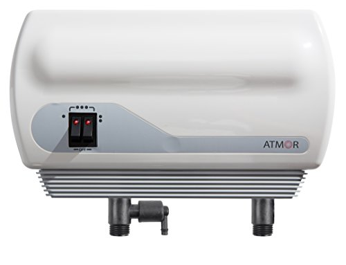 Atmor 6.5kw/240v Point-Of-Use Tankless Electric Instant Water Heater Including Pressure Relief Device, AT-900-06 (220 Electric Water Heater)