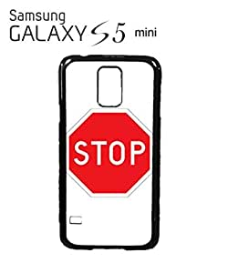 Stop Riot Protest Freedom Mobile Cell Phone Case Samsung Galaxy S5 Mini Black