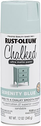 Rust-Oleum 302595 Chalked Paint Spray