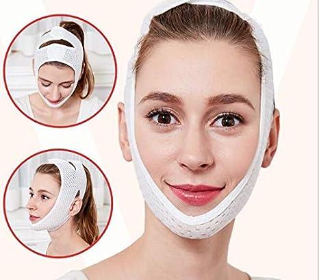 Huihuger Beauty V Face Chin Cheek Lift Up Slimming Slim Mask Belt Strap Band Facial Slim Up Belt Face facelift