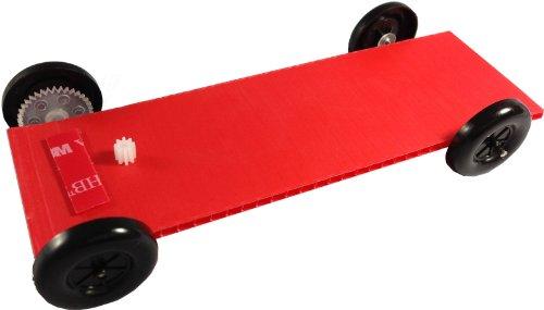 ScienceWiz Car Body with Gears product image