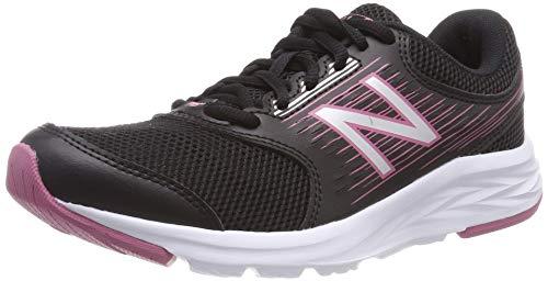 Women New 411 nero Balance nero Running Black 44FRPxwq