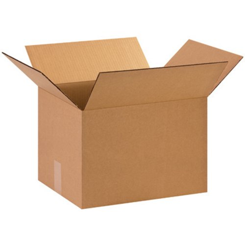 "Aviditi 151210 Corrugated Box, 15"" Length x 12"" Width x 10"" Height, Kraft (Bundle of 25) from Aviditi"