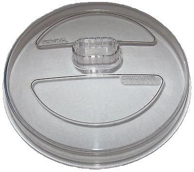 Rival Crock Pot Slow Cooker Vintage Model 3355 Original Plastic Lid 10 1/8