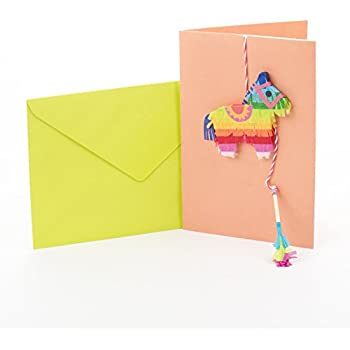 Amazon.com: Tarjeta de felicitación de cumpleaños con texto ...