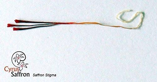 Azafran Saffron Threads,100% Pure Premium Saffron Quality Stigmas (5 Gram Spanish) [SUPER NEGIN] NON-GMO, organically grown by Cyrus Saffron (Image #5)