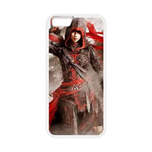 games Assassins Creed Chronicles China iPhone 6 6s Plus 5.5 Inch Cell Phone Case White gift zhm004-9274214