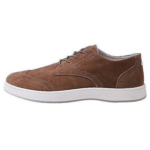 01e6da69440b cheap Aureus Men s Supra Nubuck Leather Low Top Oxford Shoe ...