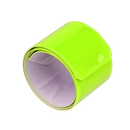 Paquete con 4 cinta reflectante de seguridad para ir en bicicleta ...