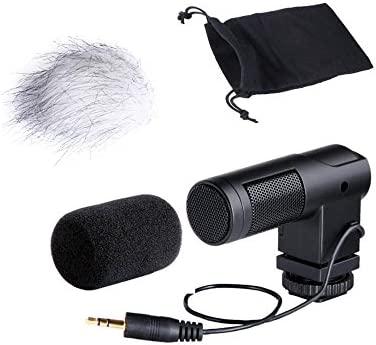 Kaxima cámara réflex Externa del micrófono, Equipo de Sonido ...