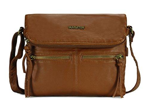Scarleton Trendy Retro Crossbody Bag H1974
